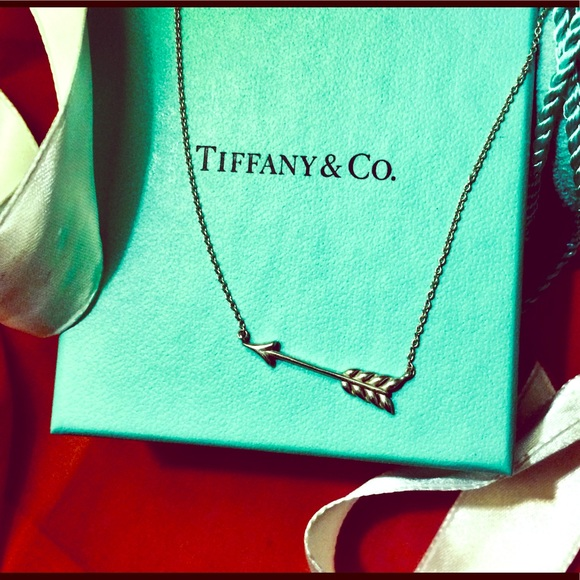 5c8c8913b Tiffany & Co. Jewelry | Tiffany Co Sterling Silver Hearts Arrowrare ...